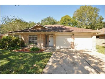League City Single Family Home For Sale: 2922 Laurelridge