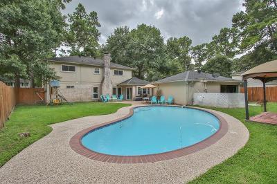 Houston Single Family Home For Sale: 6610 Pebble Beach Drive