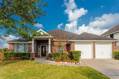 Sugar Land Single Family Home For Sale: 13822 Charterhouse Way