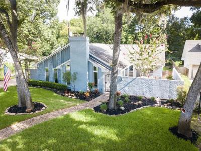 Houston Single Family Home For Sale: 10610 Bayou Glen Road