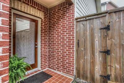 Houston Condo/Townhouse For Sale: 3614 Link Valley Drive