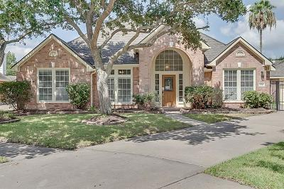 Houston Single Family Home For Sale: 10743 N Belmont Court