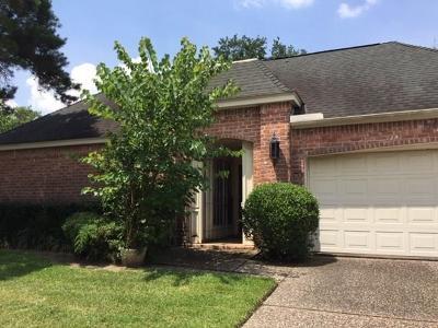 Houston Single Family Home For Sale: 359 Champions Colony Iii