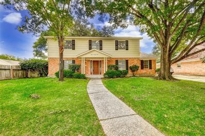Houston Single Family Home For Sale: 1523 Crystal Hills Drive