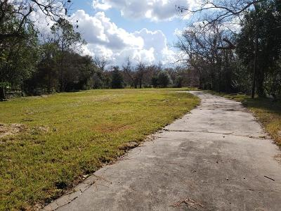 Sugar land Residential Lots & Land For Sale: 5202 Manor Drive