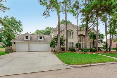 Humble Single Family Home For Sale: 18415 Tranquility Drive
