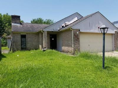 Houston Single Family Home For Sale: 4426 Yupon Ridge Drive