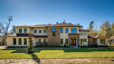Montgomery Single Family Home For Sale: 8853 Catamaran Way