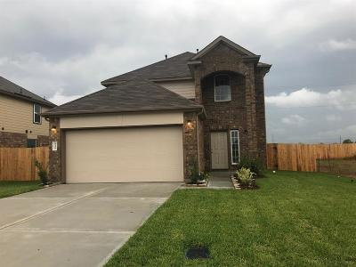 Texas City Single Family Home For Sale: 9322 Yellow Rose Drive
