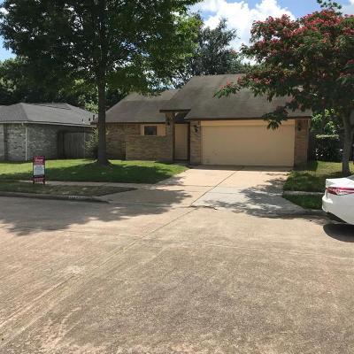 Houston Single Family Home For Sale: 11423 Devencrest Drive
