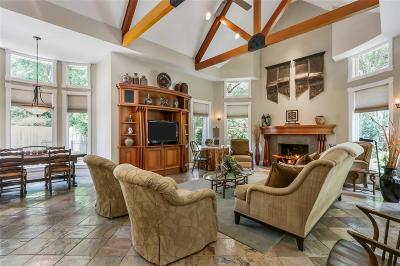 The Woodlands Single Family Home For Sale: 5 Flagstone Path