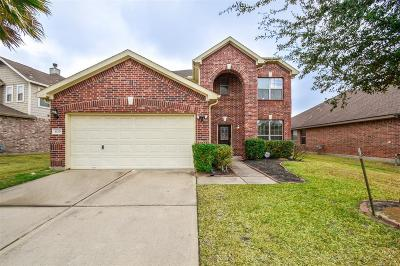 Cypress Single Family Home For Sale: 16218 Peach Bluff Lane