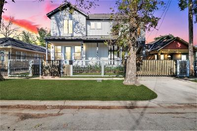 Houston Single Family Home For Sale: 914 Robbie Street
