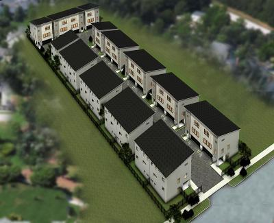 Houston Condo/Townhouse For Sale: 4809 Martin Oaks Lane