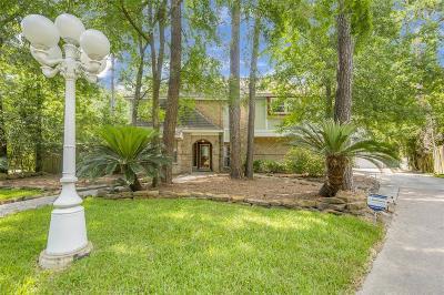 Kingwood Single Family Home For Sale: 3411 Laurel Crest Court