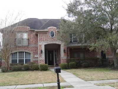 League City Single Family Home For Sale: 2623 Swift Creek Drive