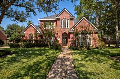 Houston Single Family Home For Sale: 14827 Evergreen Ridge Way