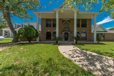 Baytown Single Family Home For Sale: 6934 Plantation Drive