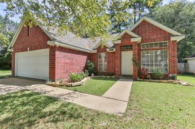 Conroe Single Family Home For Sale: 4018 Hunnington Drive