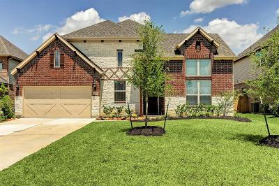 Tomball Single Family Home For Sale: 22710 Cosburn Lane