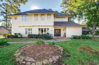 Houston Single Family Home For Sale: 6227 Coral Ridge Road