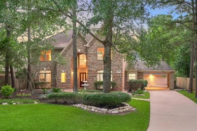 The Woodlands Single Family Home For Sale: 127 Split Rock Road