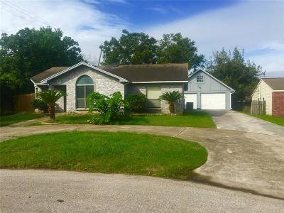 La Porte TX Single Family Home For Sale: $149,900