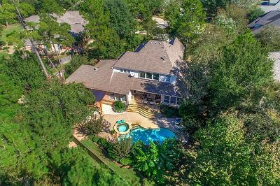 The Woodlands Single Family Home For Sale: 2 Sapling