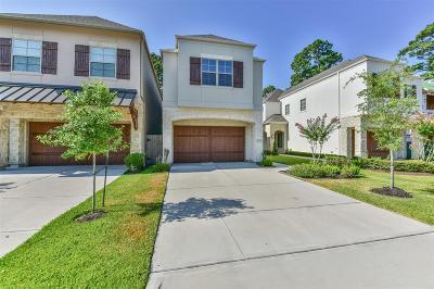 Houston Single Family Home For Sale: 7811 Janak Drive #B