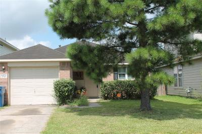 Humble Single Family Home For Sale: 21143 Sprouse Circle