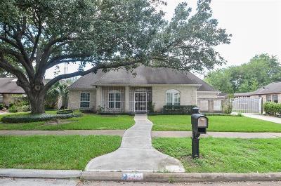 Harris County Single Family Home For Sale: 7527 Apache Plume Drive