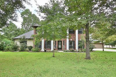 Magnolia Single Family Home For Sale: 12151 Oak Haven West