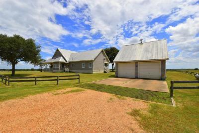 Austin County Farm & Ranch For Sale: 839 Wietstruck Road