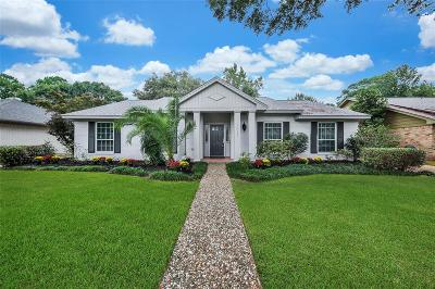 Houston Single Family Home For Sale: 1022 Cheshire Lane