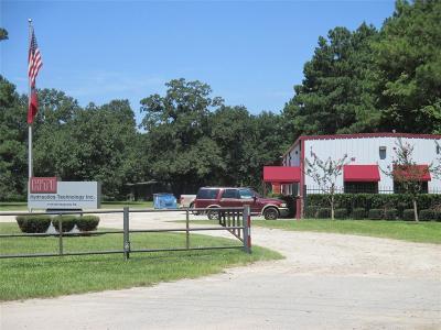 Conroe Farm & Ranch For Sale: 1100 Magnolia