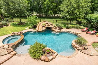 Katy Single Family Home For Sale: 23510 Fairway Valley Lane