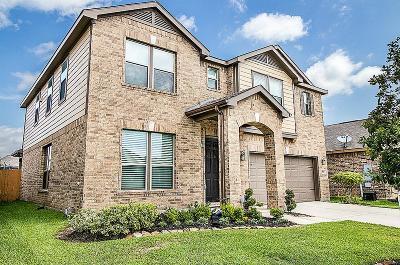 League City Single Family Home For Sale: 2823 Scandicci Lane