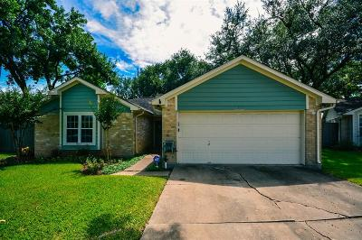 Sugar Land Single Family Home For Sale: 3307 W Heatherock Circle
