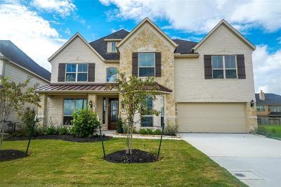 Rosenberg Single Family Home For Sale: 5834 Metaphor Way