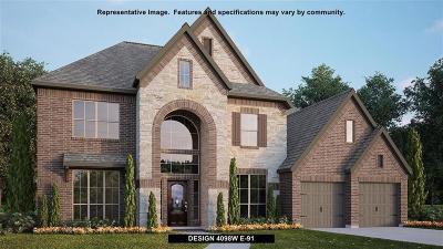 Fulshear TX Single Family Home For Sale: $563,900