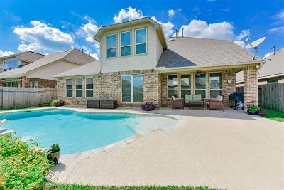 League City TX Single Family Home For Sale: $368,000