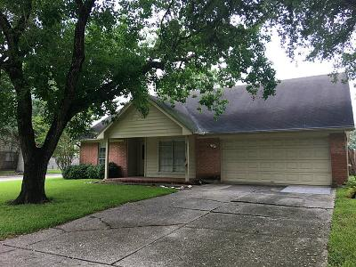 Friendswood Single Family Home For Sale: 2330 Tall Ships Drive
