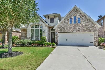 Fulshear Single Family Home For Sale: 5543 Cedar Elm Lane