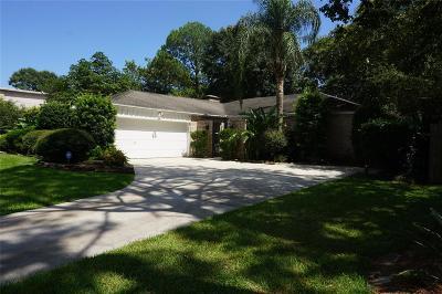 Single Family Home For Sale: 16206 Brookvilla Drive