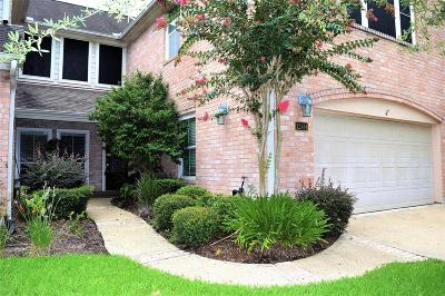 Condo/Townhouse For Sale: 12414 Timber Hollow