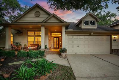 The Woodlands Single Family Home For Sale: 35 N Goldenvine Circle