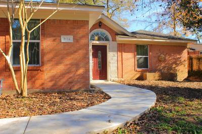 Conroe Single Family Home For Sale: 1614 Shady Oaks Drive