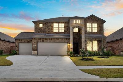 Fall Creek Single Family Home For Sale: 14726 Garner Falls Trail