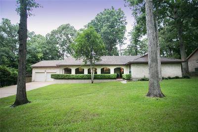 Conroe Single Family Home For Sale: 10 Village Hill Drive