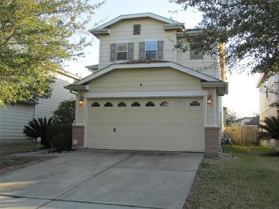 Tomball Single Family Home For Sale: 11427 Flying Geese Lane